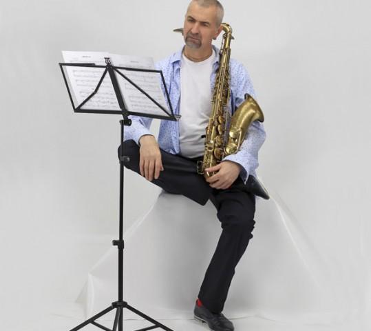 Saksofonistas Aleksandras